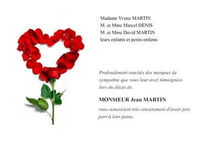 Roses en cœur