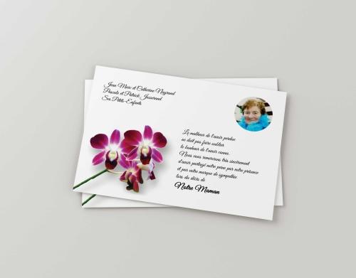 Carte de condoléances en ligne | Configuration Simple et Prix Bas
